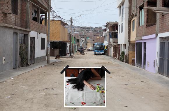 Tus calles mientras dormías (Your streets while you slept)